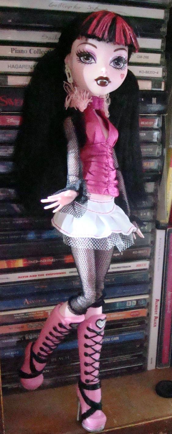Monster High by dkcipactli