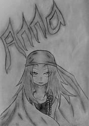 Shaman King :Anna: by SchreiAlina