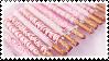 pastel pink stamp 03 by crybaby-melanie