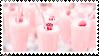 pastel pink stamp 04 by crybaby-melanie