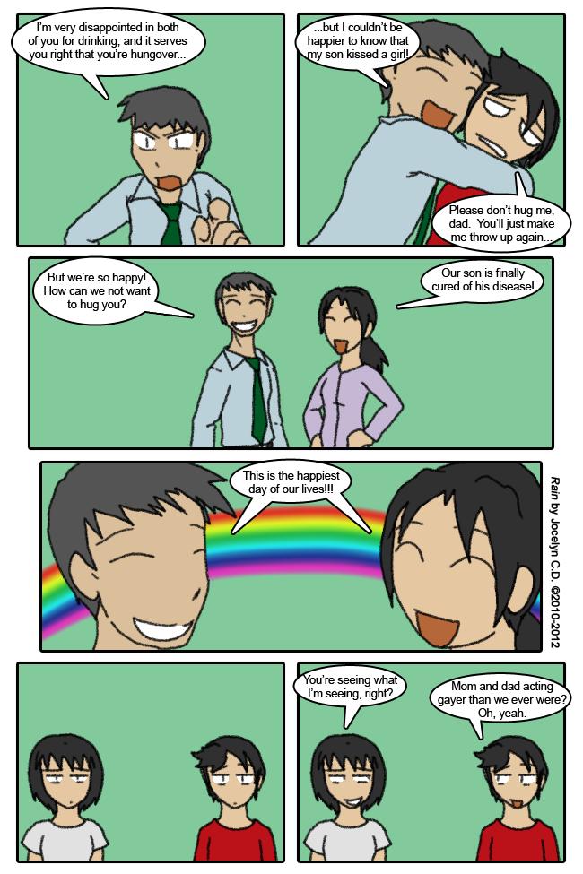 RAIN p171 - Rainbow by JocelynSamara