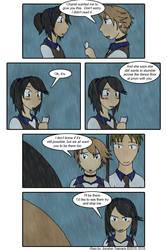 Rain: Page 1,000 in color! by JocelynSamara