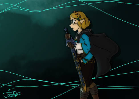 Just a Zelda