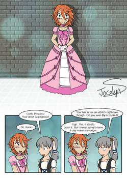 Reintroducing Sabrina and ''Save the Princess''