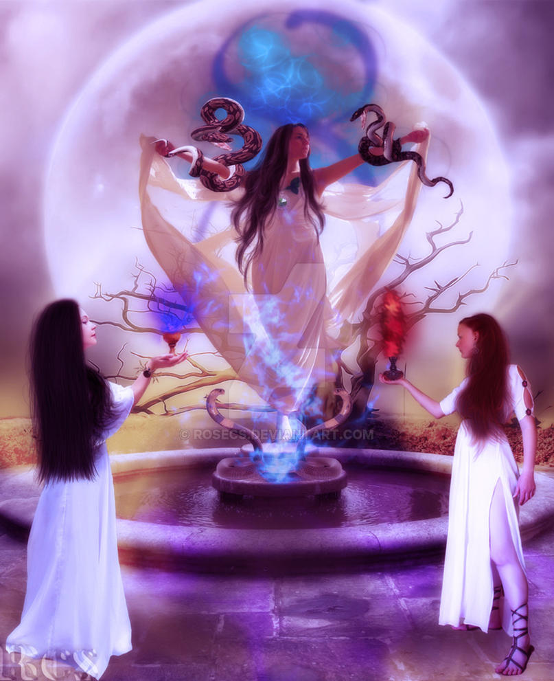 Ritual by RoseCS