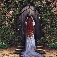 Open the Door! by RoseCS