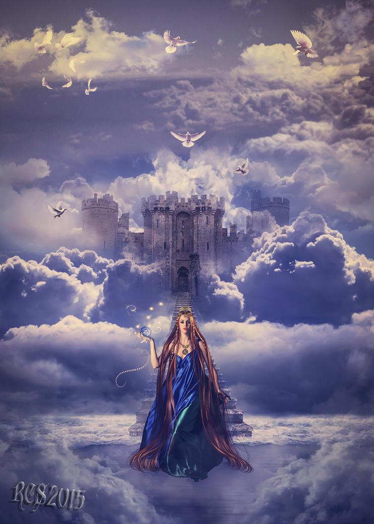 Hera - Queen of the Gods by RoseCS