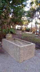 fountain by RoseCS