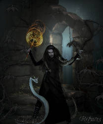 Loki by RoseCS
