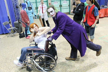 Joker and Oracle - Just Try and Hijack Me