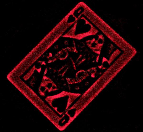 My Red And Black Queen By Razerangel On Deviantart