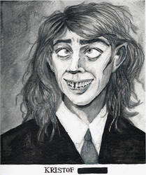 kristof's yearbook pic