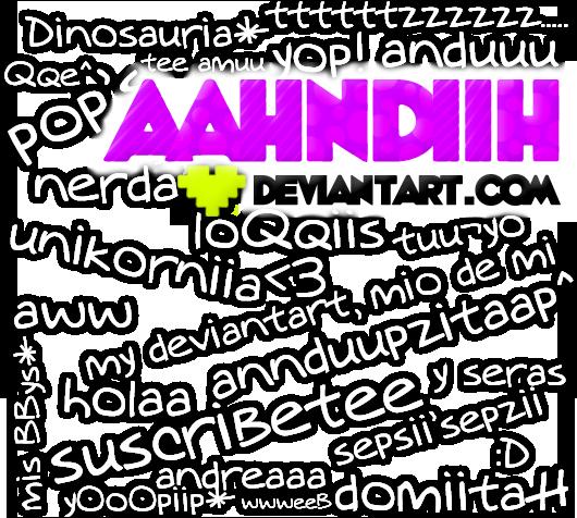 Aahndiih by Aahndiih