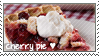 Cherry Pie Stamp by supidi