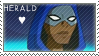 Herald Stamp by supidi