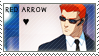 Red Arrow Stamp by supidi