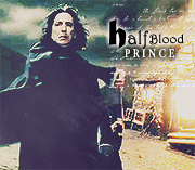 Half blood Prince by MarySeverus