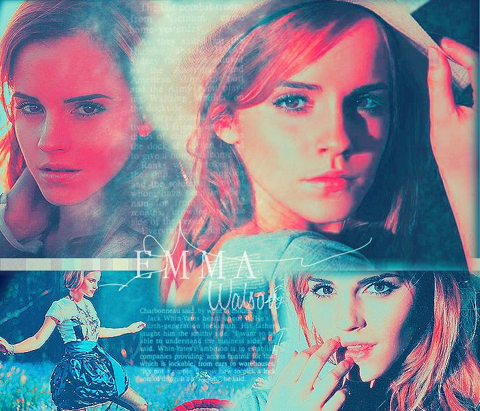 Emma Watson 7 by MarySeverus