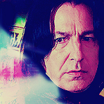 Snape icon vr03 by MarySeverus