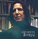 Snape icon 5 by MarySeverus