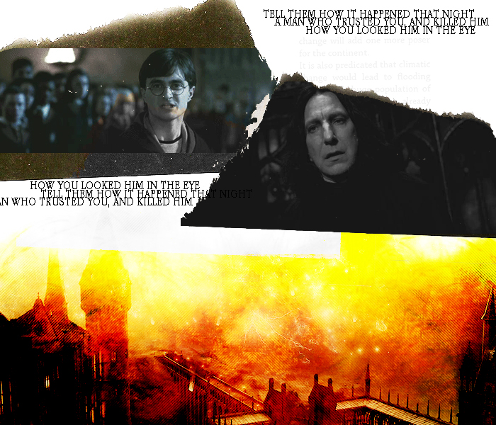 Trusted in you, and killed him by MarySeverus