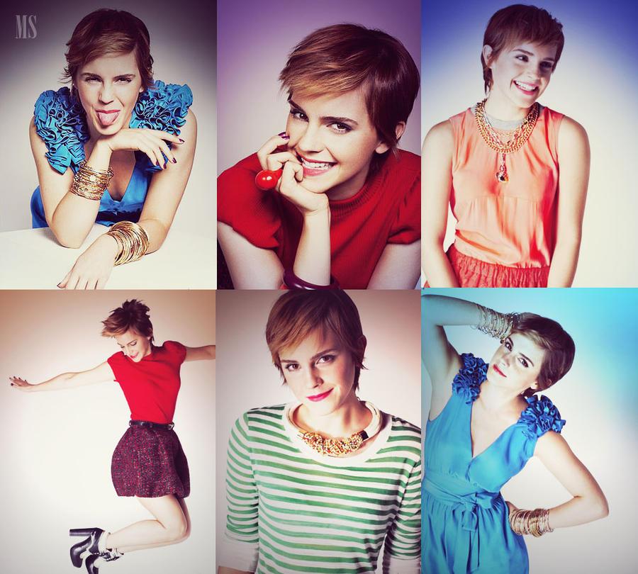 Emma Watson Seventeen by MarySeverus