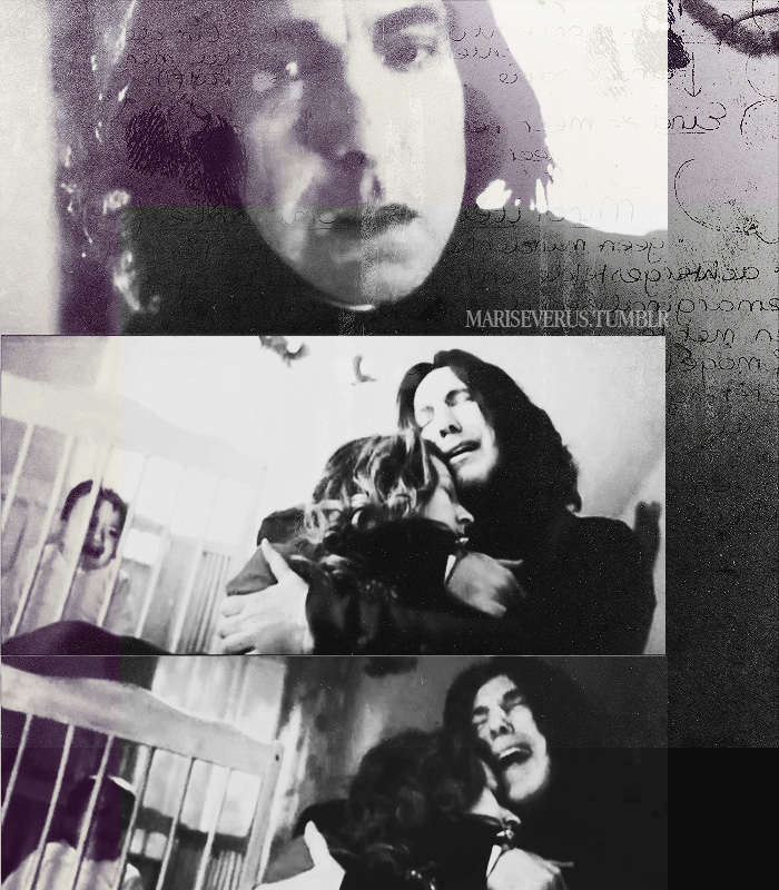 Snape and Lily by MarySeverus
