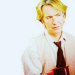 Alan Rickman icon by MarySeverus