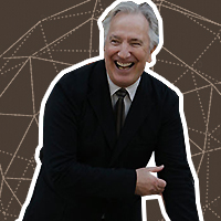 Alan Rickman icon2 by MarySeverus