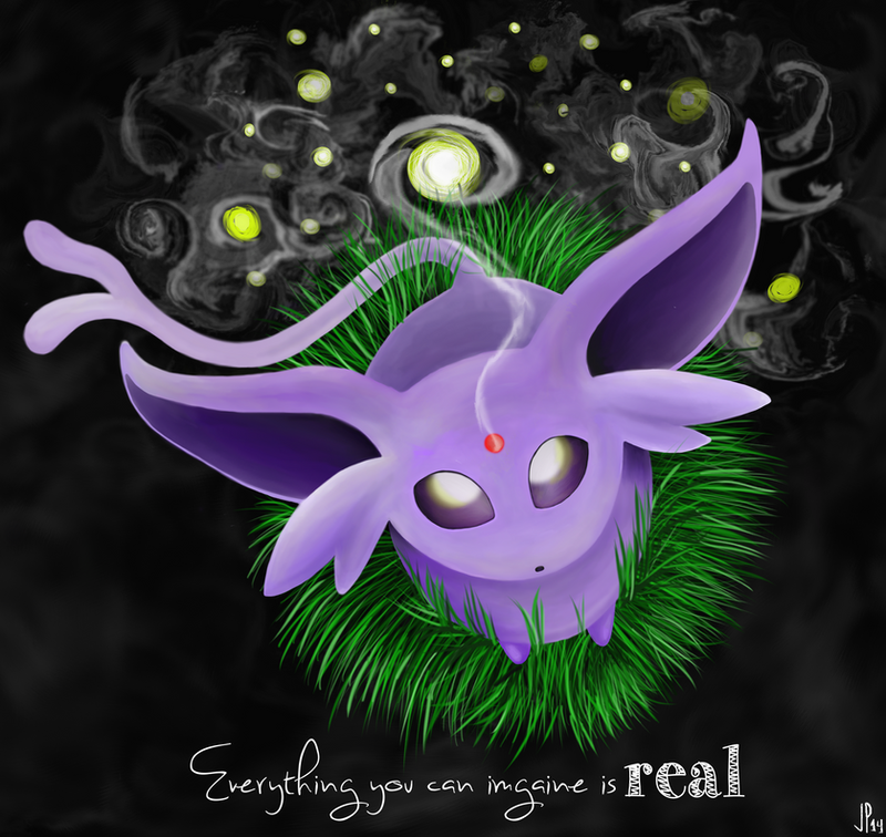 Everything you can imagine is real by St4rv1ngx4rt1st