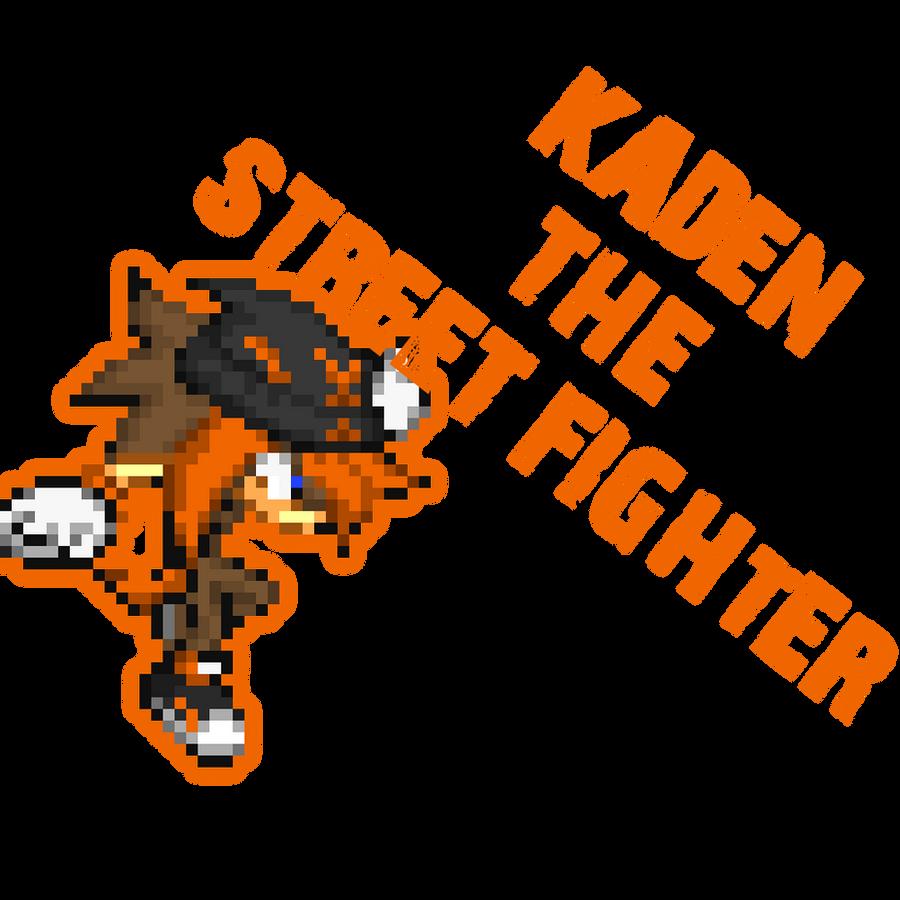 Kaden the Street Fighter by Logan23423
