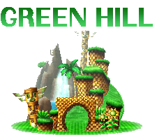 Green Hill Zone by Logan23423
