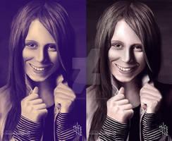 Crazy Smile / Oksana