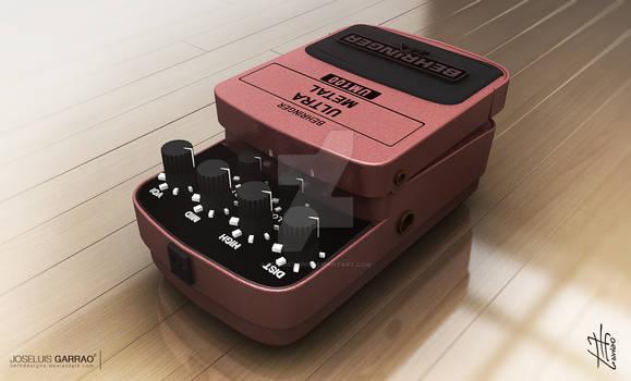 Berhinger pedal Guitar