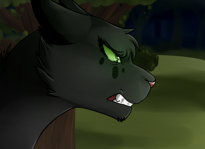 Hollyleaf by SkittyStrawberries