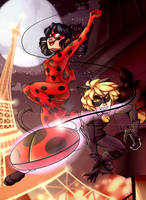 Miraculous Ladybug by Skitea