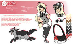 Trainer Andie Reference