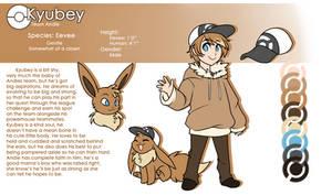 Kyubey Eevee Reference