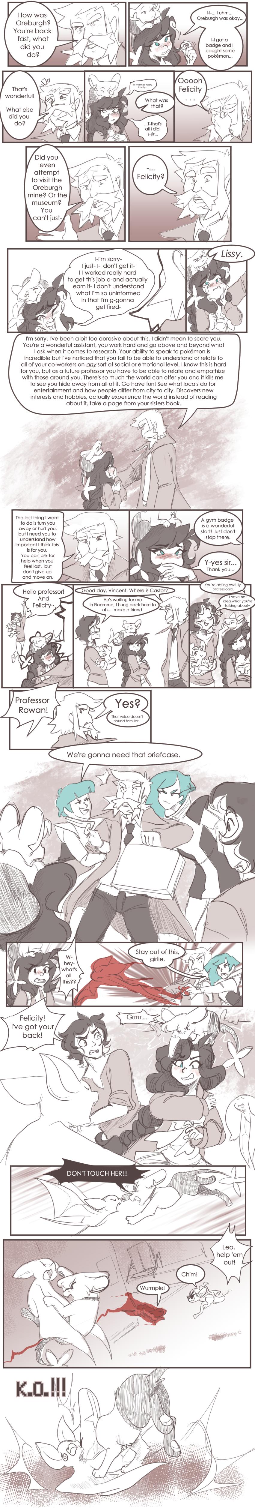 Lissylocke Page 9 By Skitea On Deviantart