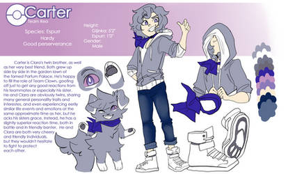 Carter Espurr Reference