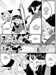 Tokyo Mew Mew page redraw