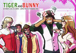 Tiger and Bunny_ A Normal Day