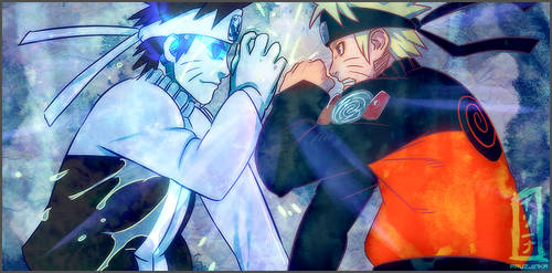 Naruto 493 Cross-Over by pruzjinka