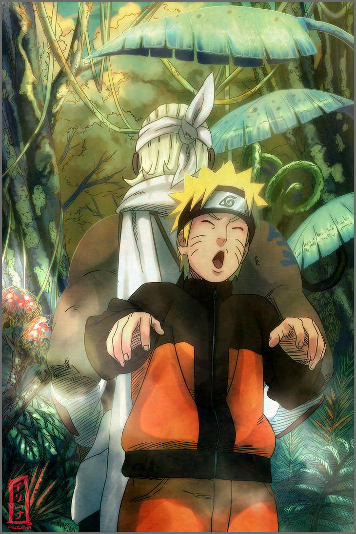 Naruto 495 by pruzjinka