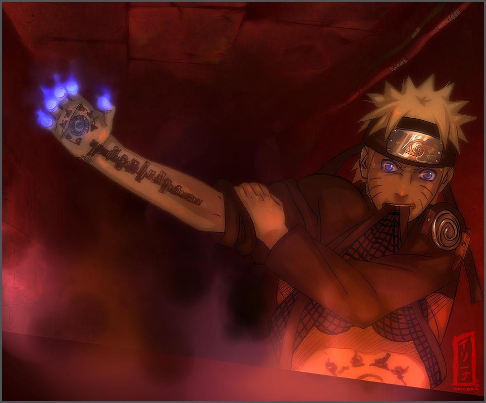 Naruto 496 by pruzjinka