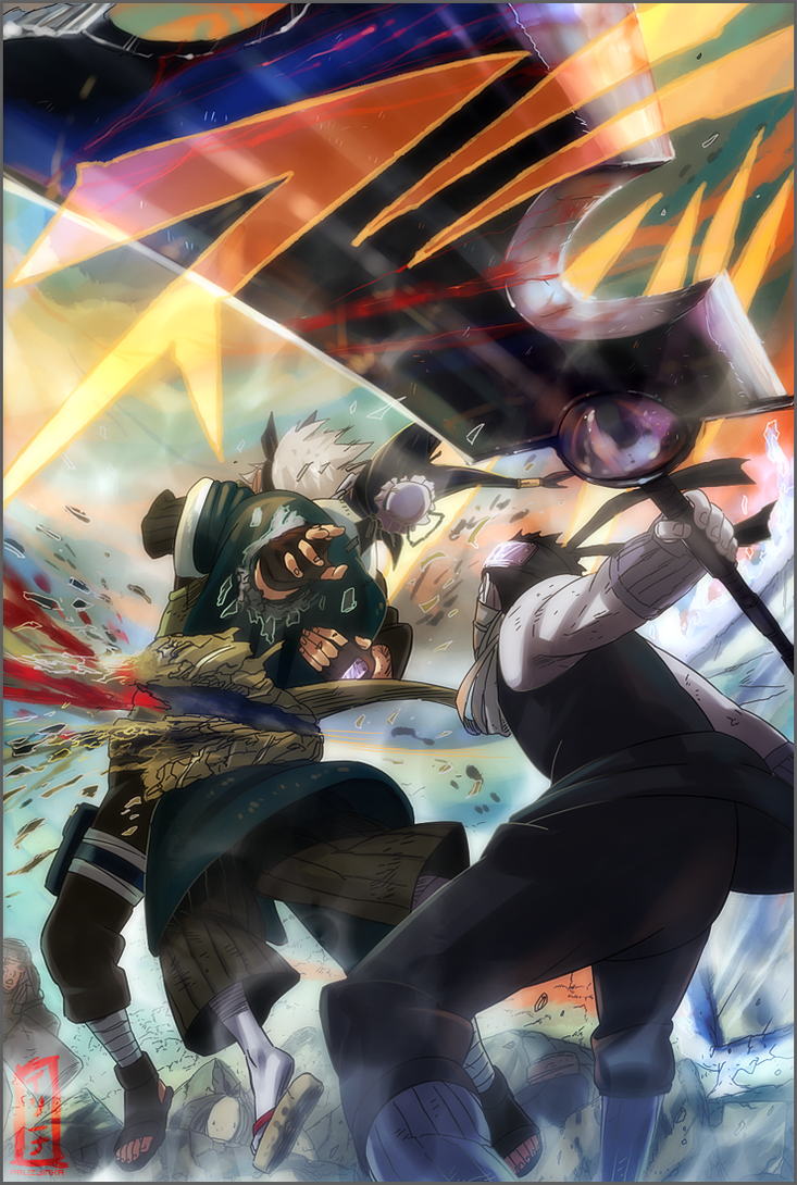 Naruto 524 by pruzjinka