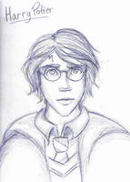 Harry Potter by Forever-Sam