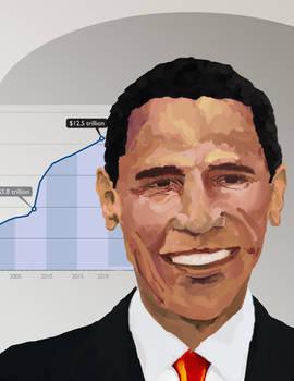 President Obama -- cover art