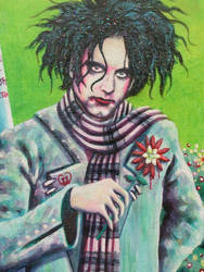 Robert Smith by DeadAgainChristian