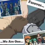 YuGiOh 5Ds Wallpaper: ~Forever~
